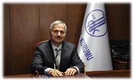 Prof. Dr. Mustafa S. KAÇALİN (Türk Dil Kurumu Başkanı)